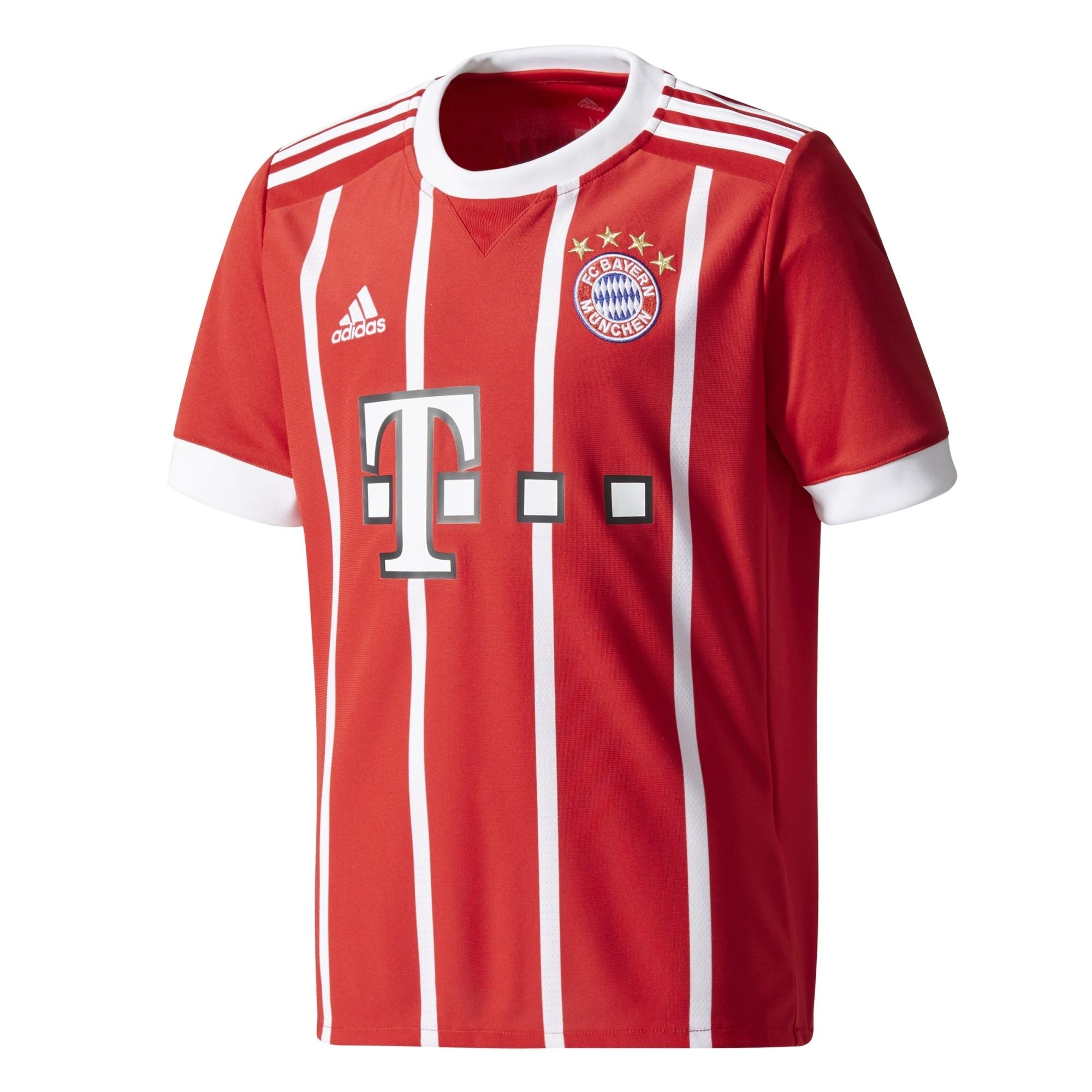 koszulka adidas FC Bayern Monachium 201718 Home Junior AZ7954