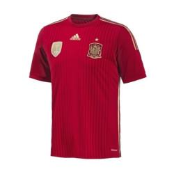 koszulka  adidas Herren Trikot FEF Spanien Home G85279