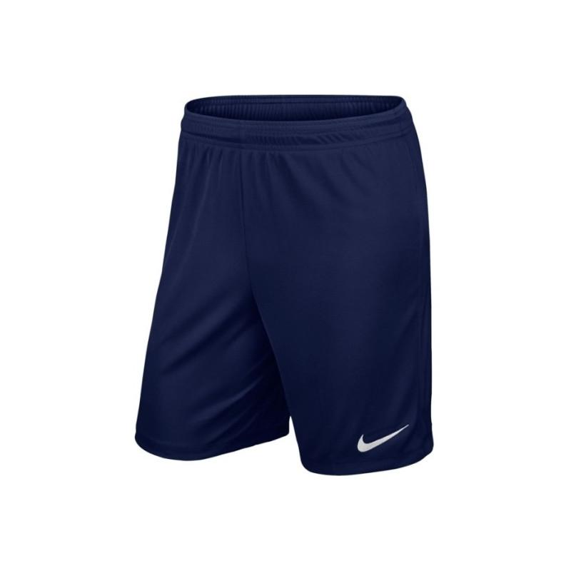 spodenki Nike Park II 725887 410
