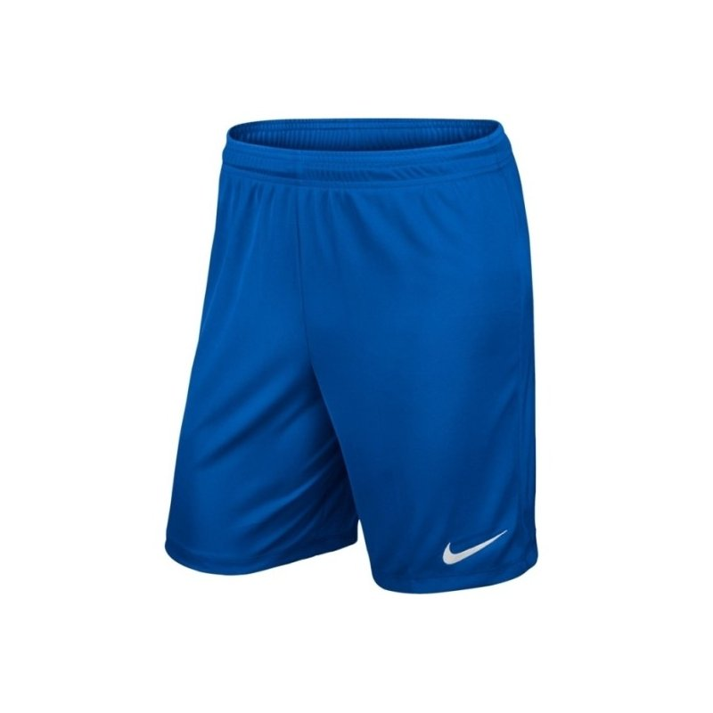 spodenki Juniorskie Nike Park II 725988 463