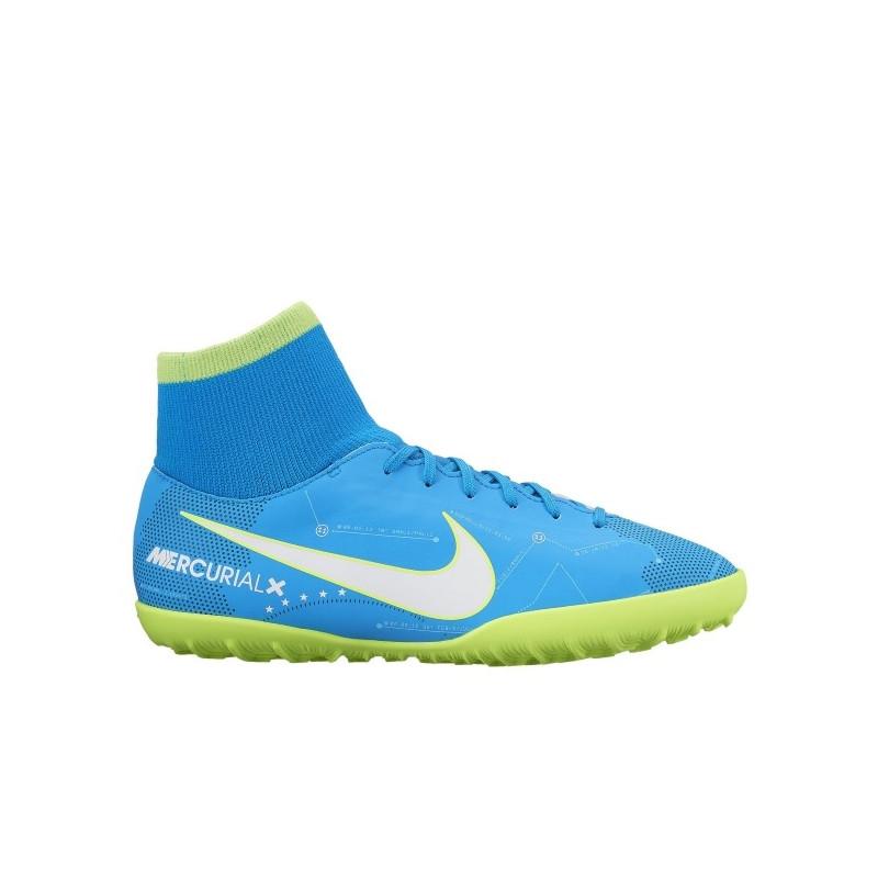 93401a041 buty Nike MercurialX Victory VI Neymar DF TF Junior 921492 400