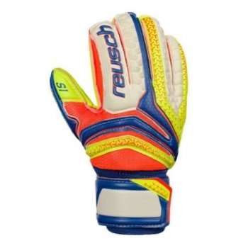 rękawice bramkarskie Reusch Serathor Prime S1 Finger Support Junior 37/72/230/484