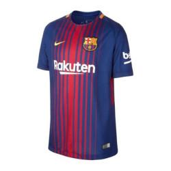 koszulka Nike FC Barcelona 2017/18 Domowa Junior 847387 456