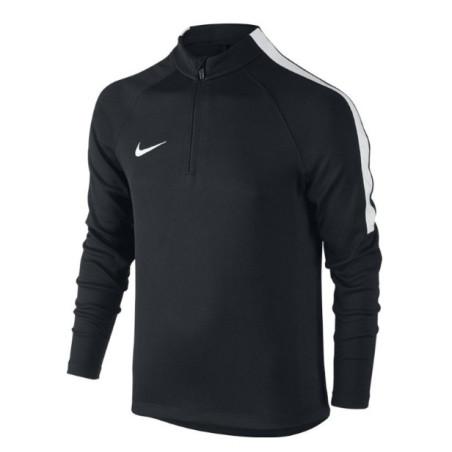 bluza Nike Squad Dril Top Junior 807245 010