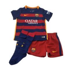 komplet dziecięcy Nike Barcelona 1516 Infant Home Kit 658684 422