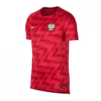 koszulka Nike Dry Poland Squad Football Top 893365 653