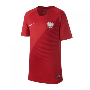 koszulka Nike Breathe Poland Away Stadium 894014 611