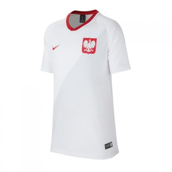 koszulka Juniorska Nike Breathe Poland Top