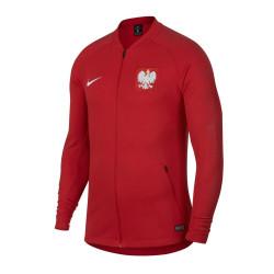 Bluza Nike Poland Football Jacket 893600 611