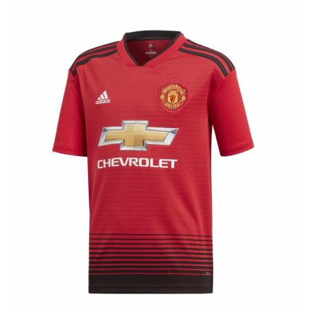 koszulka adidas Manchester United Home Jersey Junior 18/19 CG0048