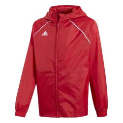 kurtka adidas Core18 Rain Jacket JR CV3743