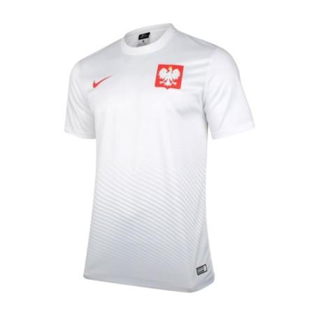 koszulka Nike Polska Euro 2016 Junior 846807 100