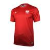 koszulka Nike Polska Euro 2016 Junior 846807 611