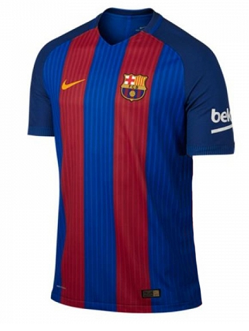 Koszulka Nike FC Barcelona 201617 Domowa Junior 777029 415