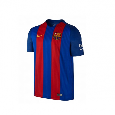 koszulka juniorska Nike FC Barcelona Supporters 777020 481